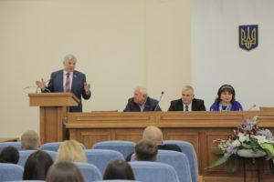 8 октября состоялись торжественные мероприятия по случаю Дня юриста с участием адвокатов Адвокатского объединения РУХ