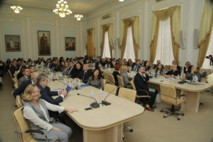 Адвокат Черкасов Олег Владимирович принял участие в IX Международной научно-практической конференции «Проблемы реализации прав граждан в сфере труда и социального обеспечения»