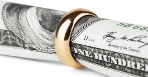 Как разделить долги супругов при разводе?