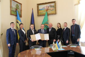 Адвокатское объединение РУХ подписало меморандум о сотрудничестве с НЮУ имени Ярослава Мудрого.